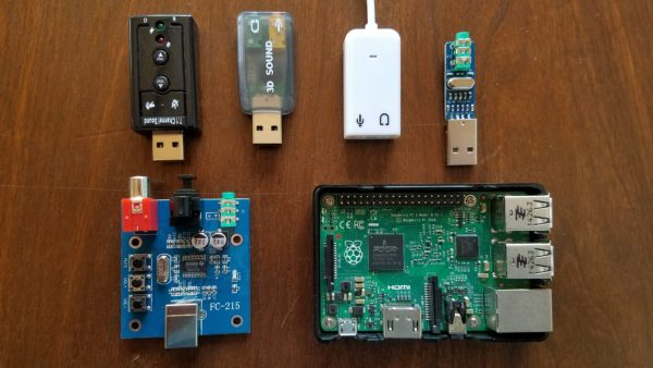 Quality Audio for the Raspberry Pi on the cheap - Raspberry